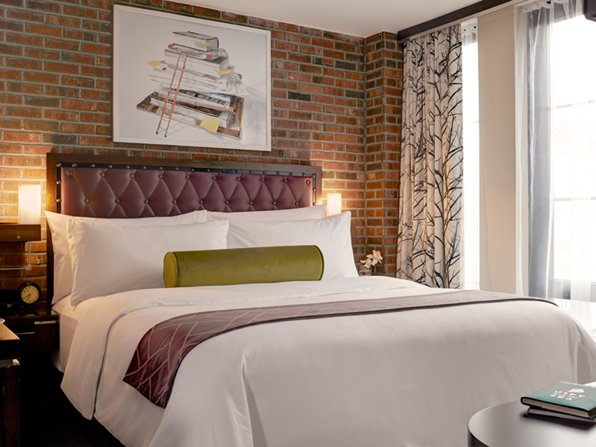 Portfolio Archer Hotel New York King Guest Room